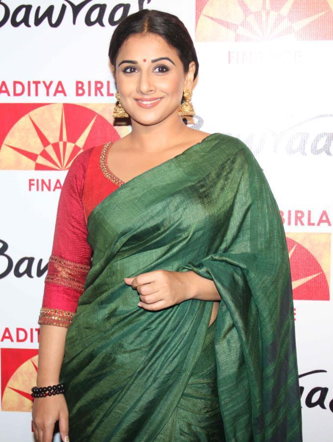 Vidya Balan Looked Glamorous At Bawraas An Evening Of Laughter