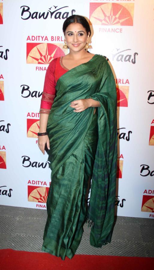 Vidya Balan Spotted At Bawraas An Evening Of Laughter