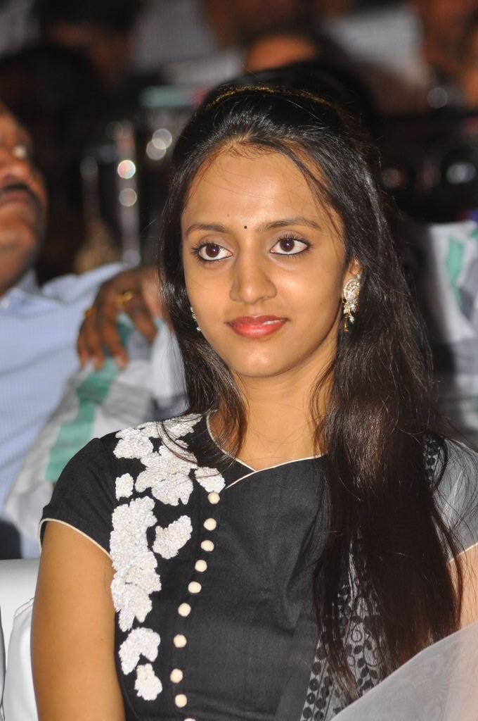 Lakshmi Pranathi Cool At Badshah Audio Launch Function
