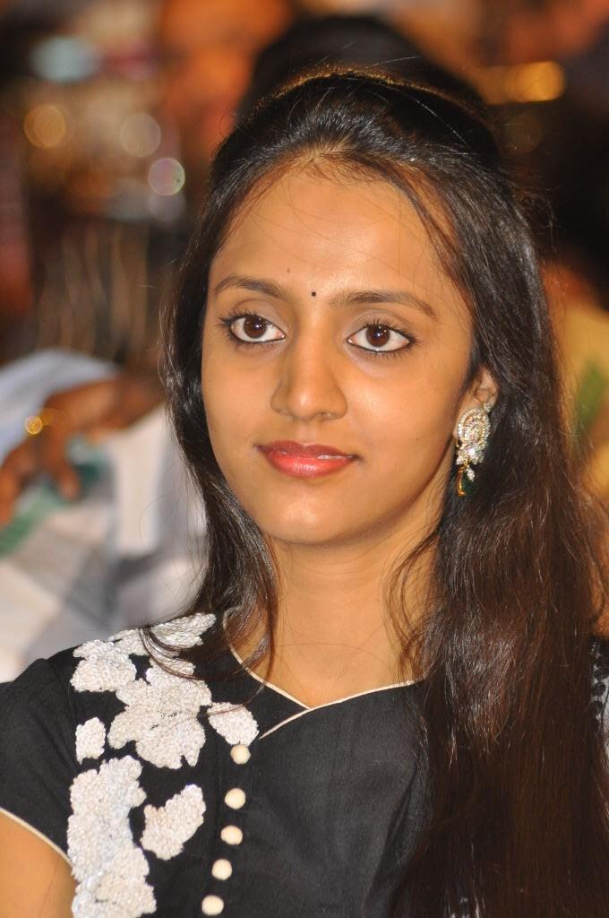 Lakshmi Pranathi Dazzles At Badshah Audio Launch Function