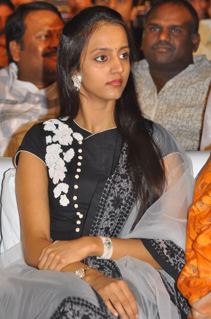 Lakshmi Pranathi Enjoy The Programme At Badshah Audio Launch Function