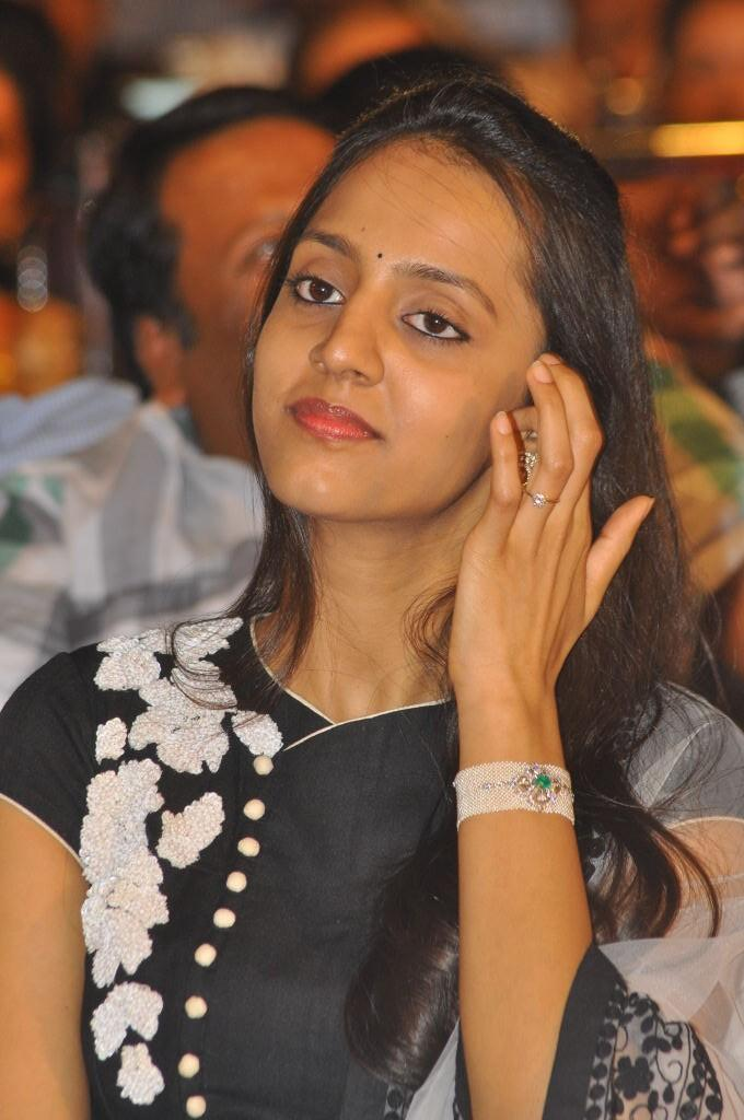 Lakshmi Pranathi Graced At Badshah Audio Launch Function