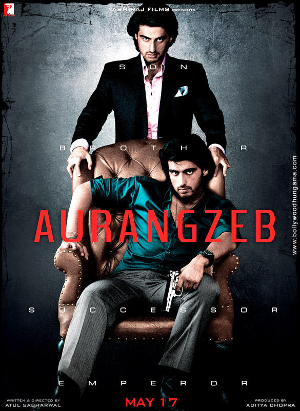 Arjun Kapoor Dashing Look Photo Wallpaper Of Movie Aurangzeb