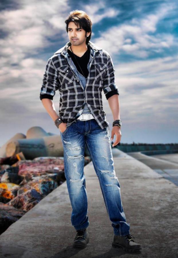 Sushanth Dashing Pose Photo Still From Movie Adda