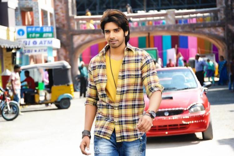 Sushanth Fearless Look Photo Still From Movie Adda