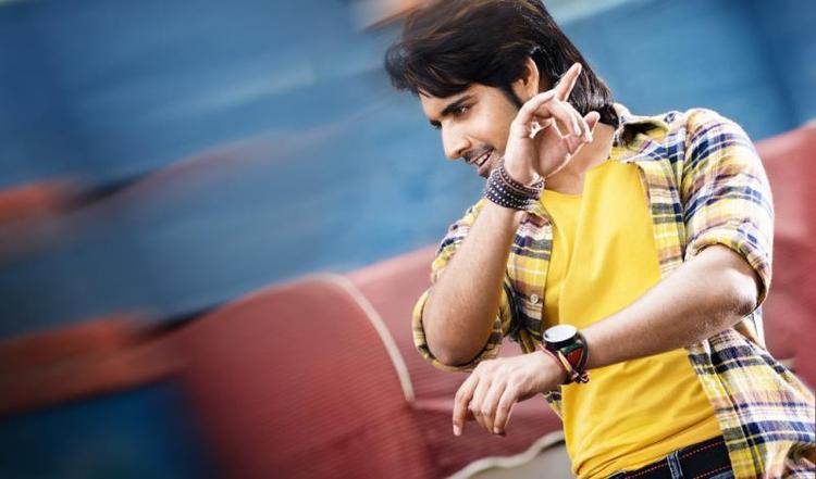 Sushanth Rocking Style Photo Still From Movie Adda