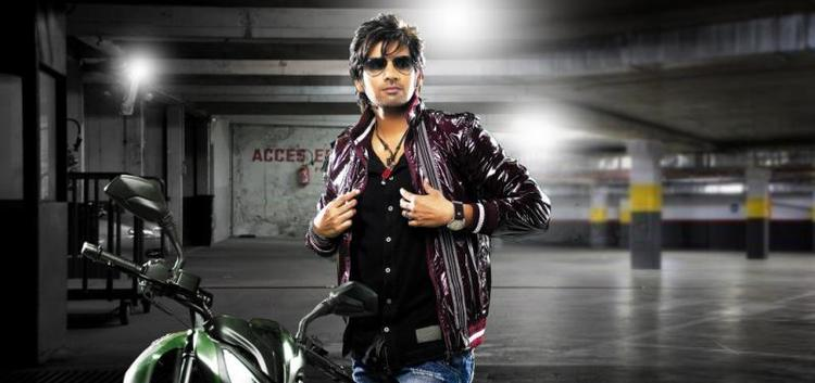Sushanth Stylish Look Photo Still From Movie Adda
