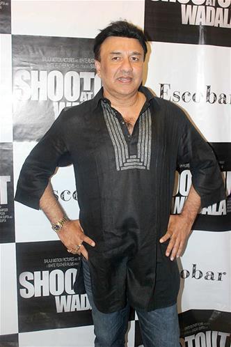 Anu Malik Posed For Camera At Launch Of Babli Badmaash Song
