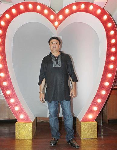Composer Of The Song Anu Mallik Present At Launch Of Babli Badmaash Song