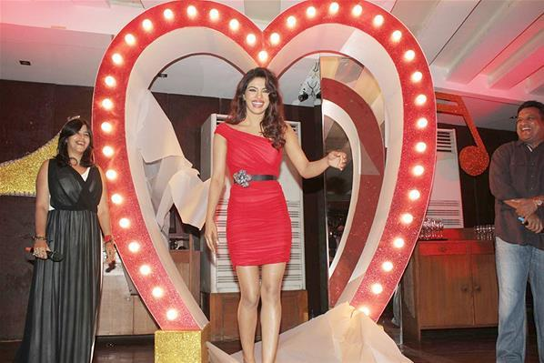 Sanjay And Ekta Unveil Priyanka At Launch Of Babli Badmaash Song