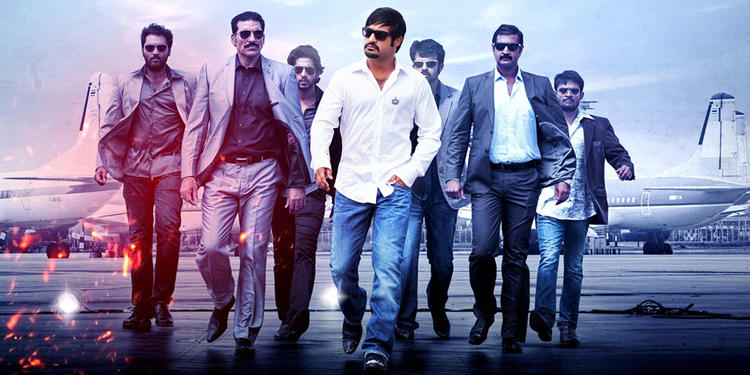 Jr. NTR Hansome Look Photo Still From Movie Baadshah