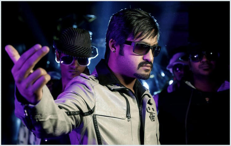 Jr. NTR Rocking Style Photo Still From Movie Baadshah