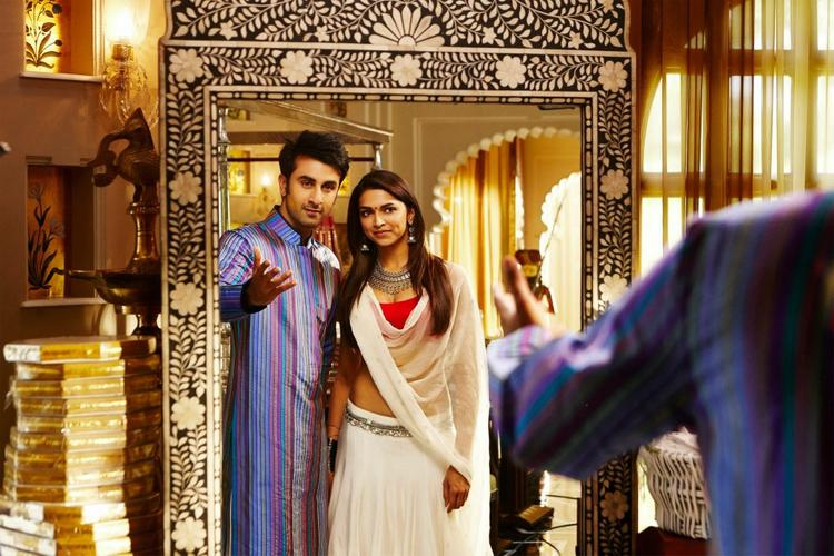 Ranbir And Deepika Gorgeous Look Still From Yeh Jawaani Hai Deewani Movie