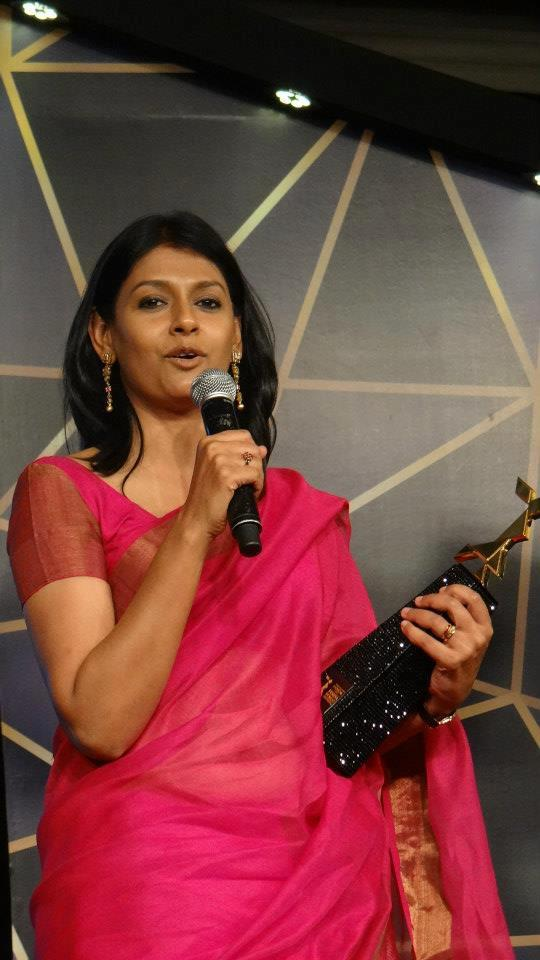 Nandita Das Speaks Out Photo Clicked At Loreal Femina Women Awards