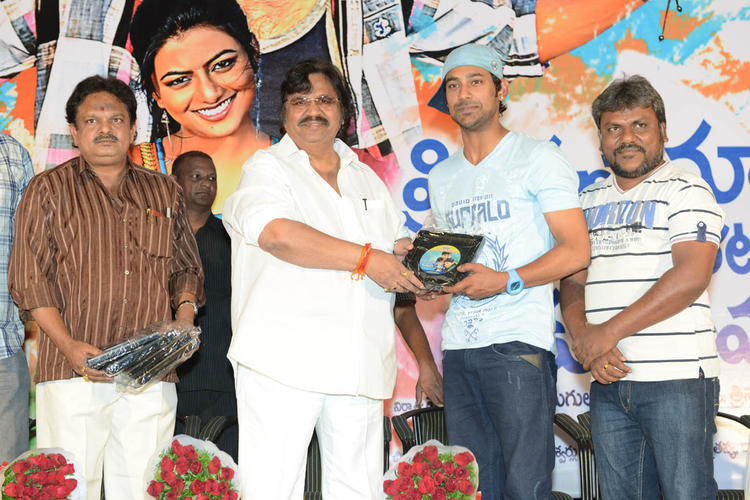 Dasari,J.Sambasiva,Trinadha And Varun Spotted At PNK Movie Platinum Disc Function
