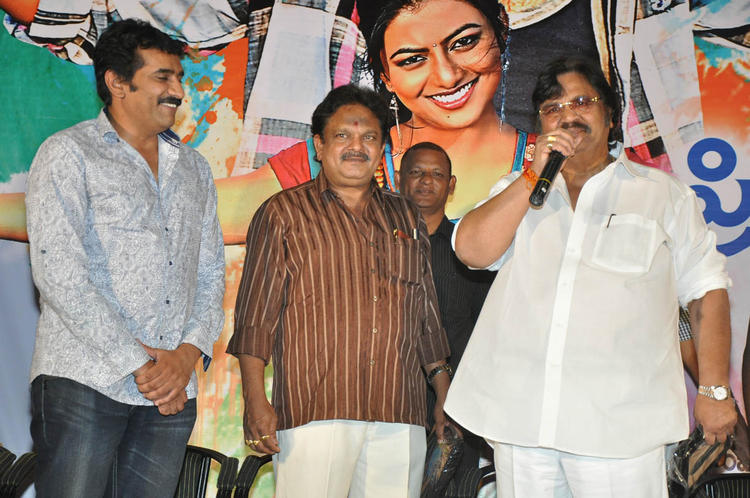 Dasari,Ramesh And J.Sambasiva Make An Appearance At PNK Movie Platinum Disc Function