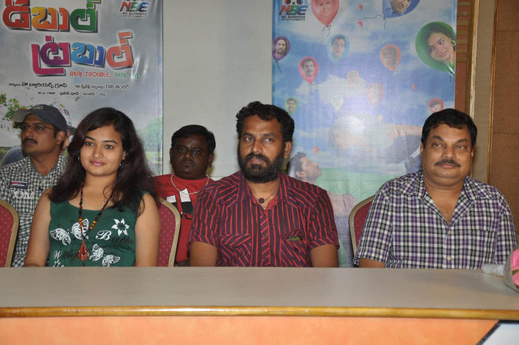Mythili And BA Raju Attend The Double Trouble Movie Platinum Disc Function