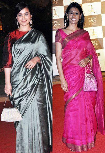 Simone Singh And Nandita Das Attend The Loreal Femina Women Awards 2013