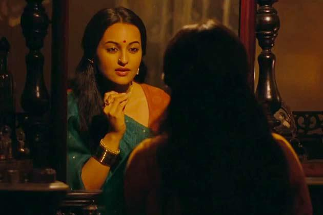Sonakshi Singaar Photo Stills From Movie Lootera