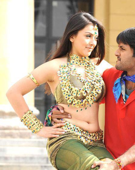 Hansika Motwani Sexy Look Navel Show Photo Still
