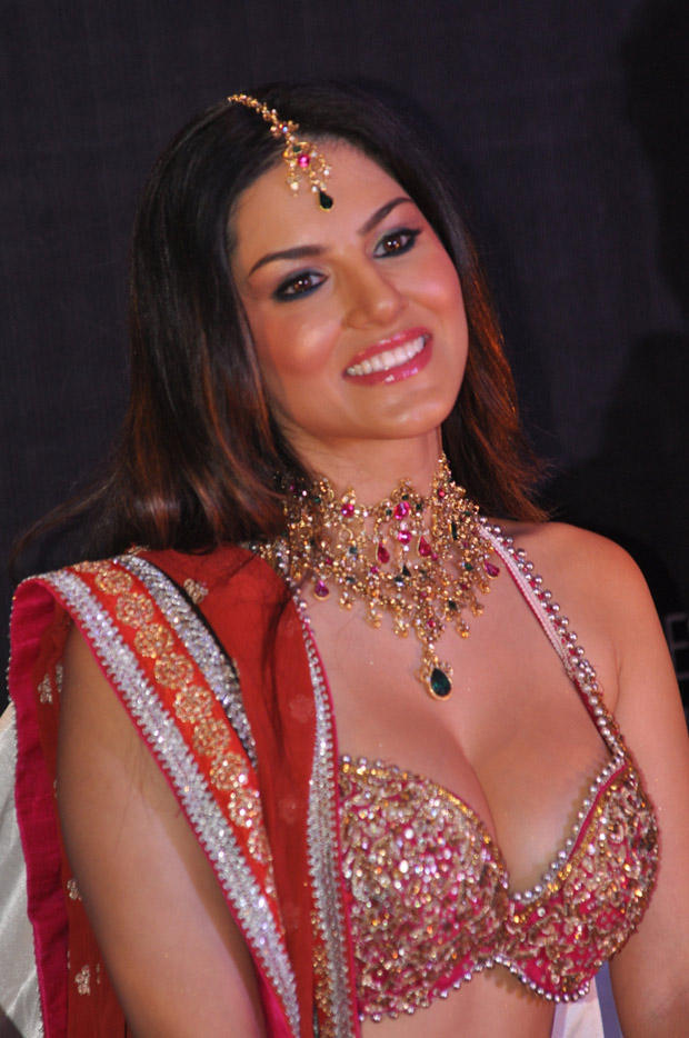 Sunny Leone Hot Look At Shootout At Wadala Promotion Event