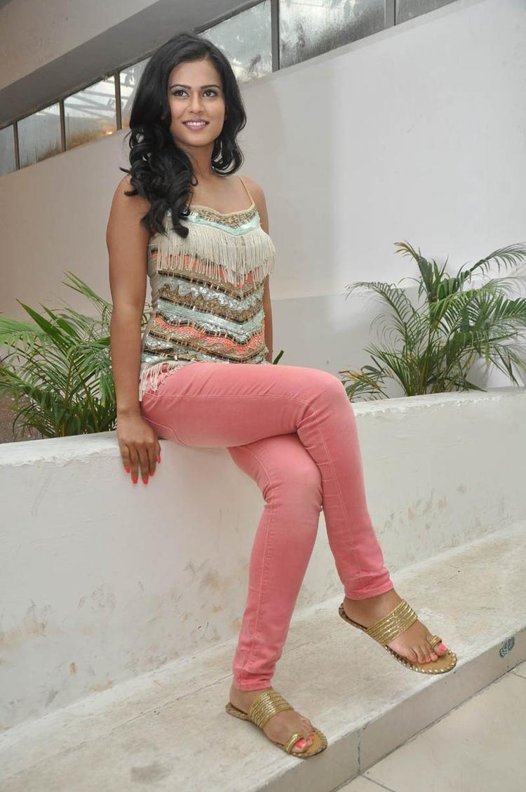 Sharmila Mandre Cool And Nice Look Still