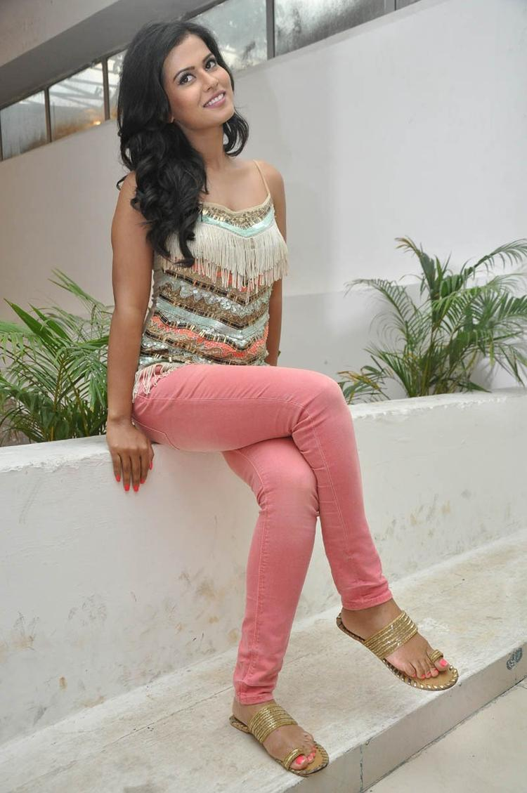 Sharmila Mandre Fashionable Look Still