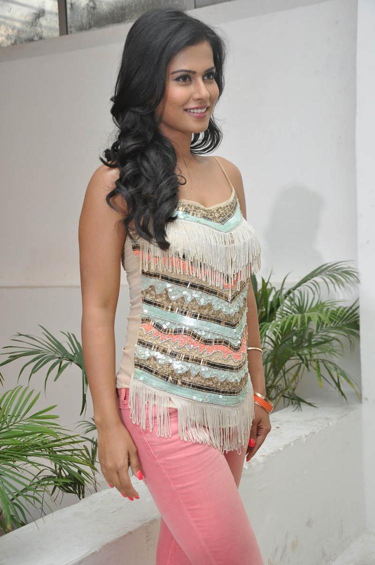 Sharmila Mandre Trendy Look Still