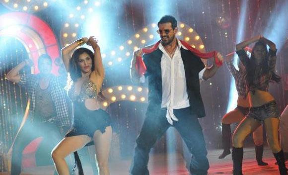Sophie And John Dance Performance At Shootout at Wadala Music Launch