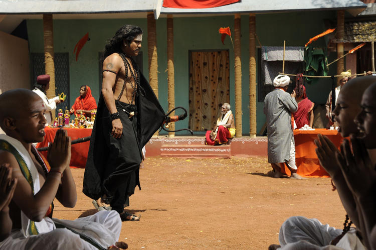 Nagarjuna Latest Photo Still From Movie Sri Jagadguru Adi Shankara