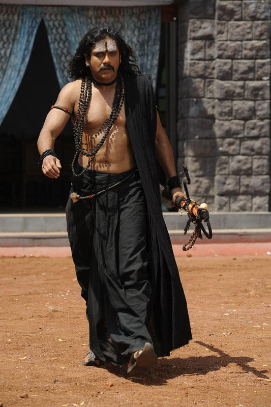 Nagarjuna Rocking Style Photo Still From Movie Sri Jagadguru Adi Shankara