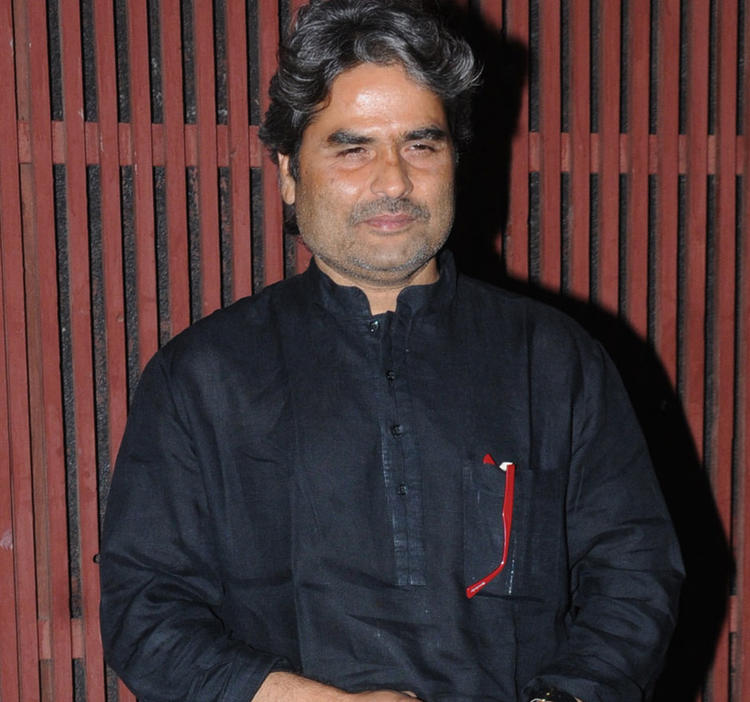 Vishal Bharadwaj Spotted At Kangna Ranauts Birthday Bash