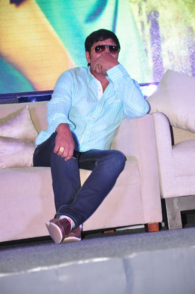 Raghumudri Sri Hari During The Toofan First Look Trailer Launch Event
