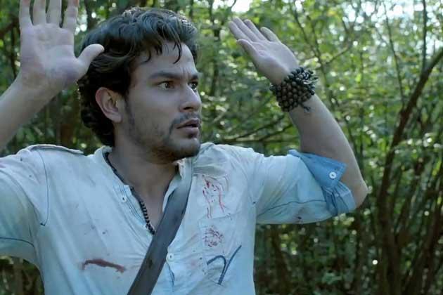 Kunal Khemu In Fear Look Still From Go Goa Gone Movie