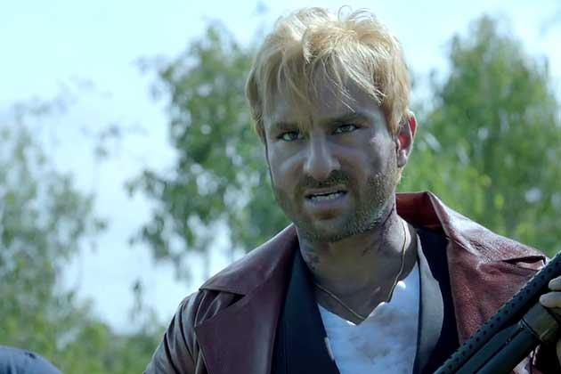 Saif Ali Khan Angry Look Still From Go Goa Gone Movie