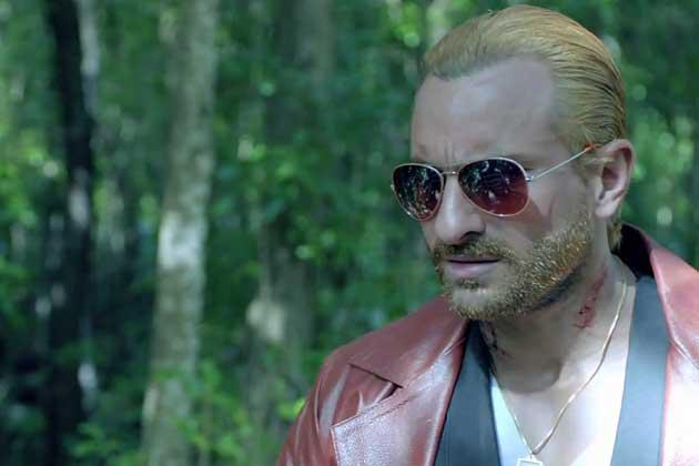 Saif Ali Khan In Different Look Still From Go Goa Gone Movie
