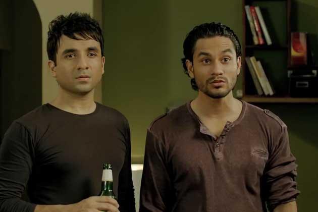 Vir Das And Kunal Khemu Cool Amazing Look Still From Go Goa Gone Movie
