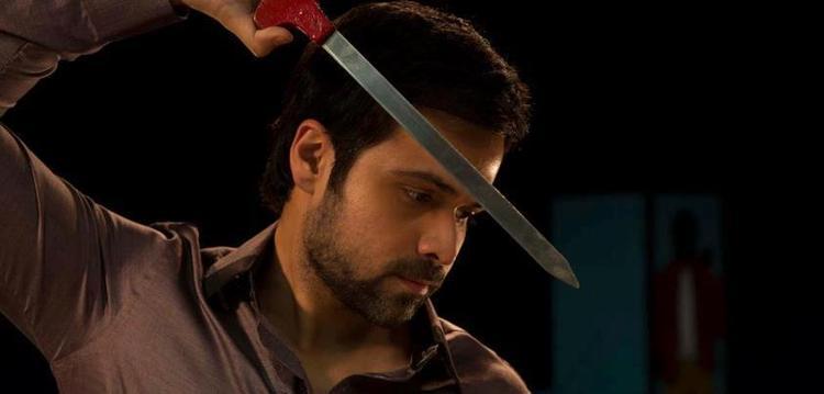 Emraan Hashmi With A Knife Photo Still From Movie Ek Thi Daayan