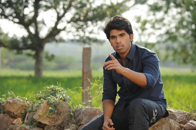 Allu Sirish Latest Photo Still From Movie Gouravam