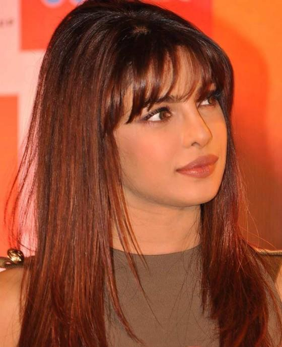 Priyanka Glamour Look Photo Clicked At Launch Of New Song From Her Album
