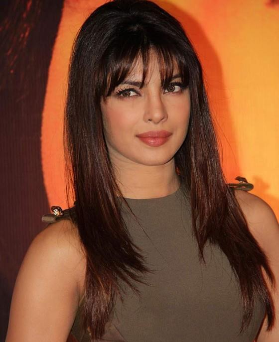Priyanka Looked Gorgeous At Launch Of New Song From Her Album