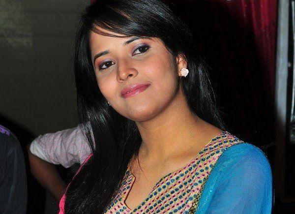 Anasuya Nice Look Still