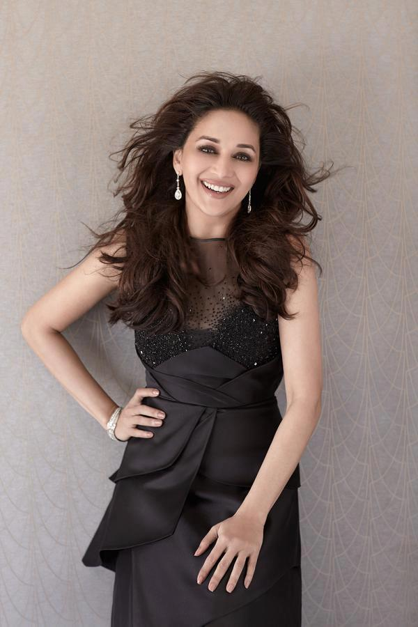 Madhuri Trendy Looking Photo Shoot For Femina March 2013 Issue