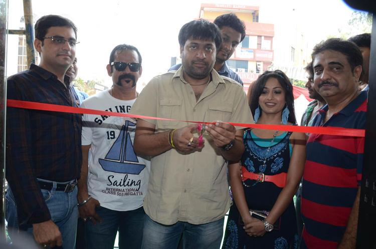 Sekhar Suri Launches At Supreme Music Store At Banjara Hills