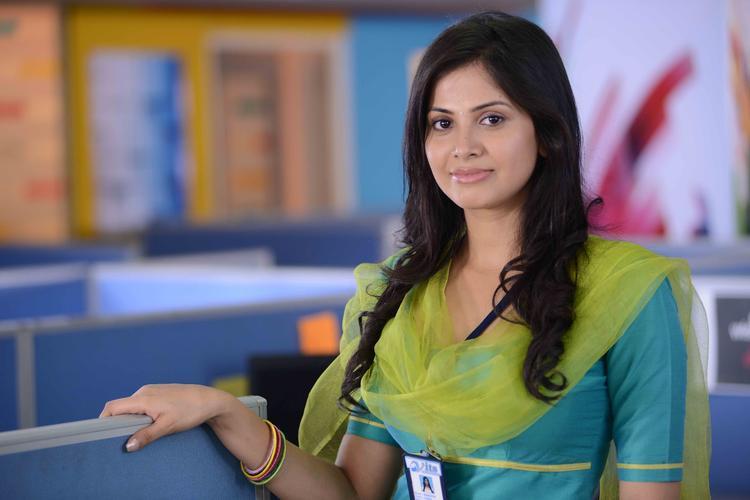 Supriya Shailaja Dazzling Face Look Still From Weekend Love Movie