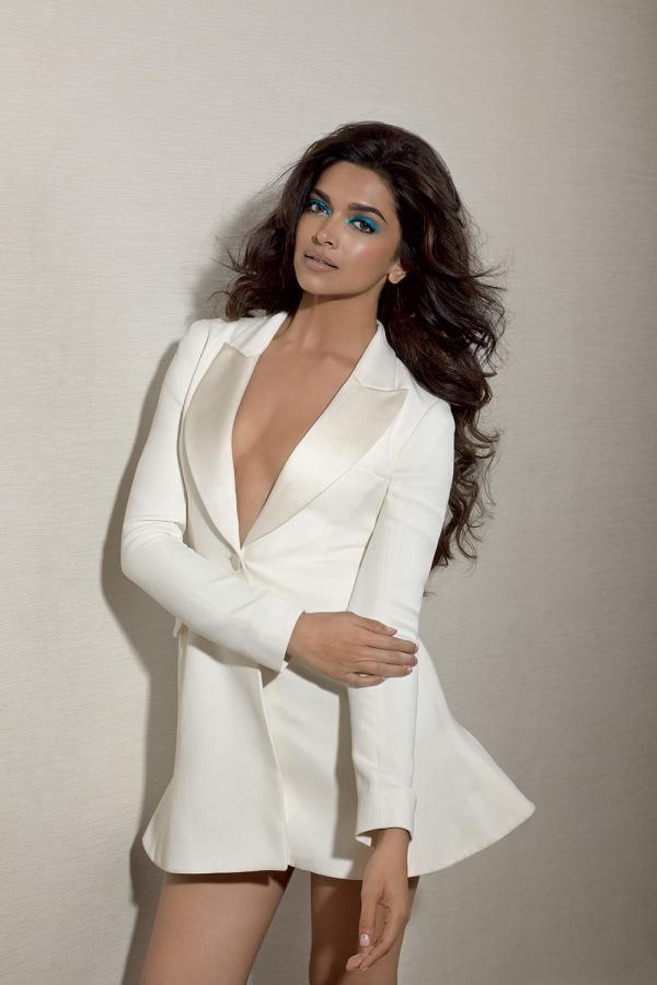 Deepika Hot And Spicy Pose Photo Shoot For L'Officiel India