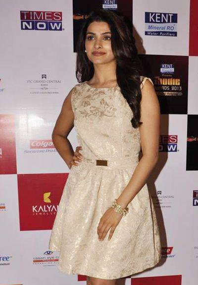 Prachi Desai Strikes A Pose At Times Food Awards