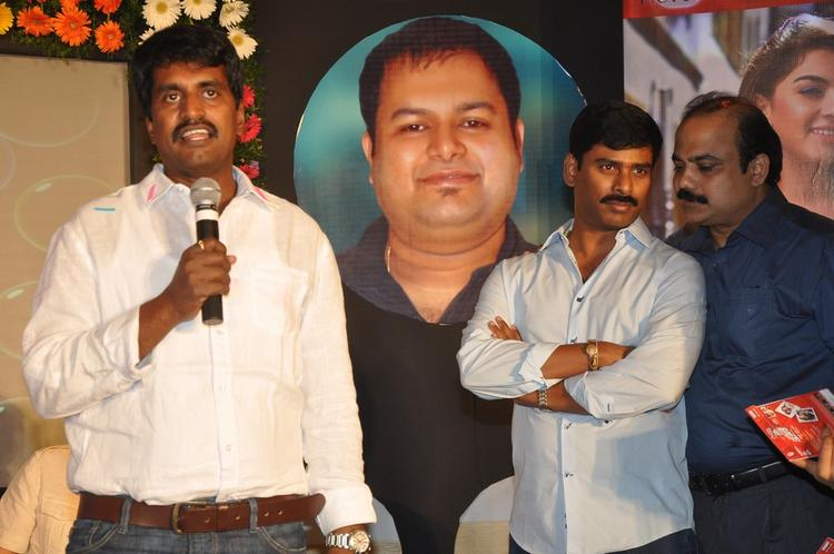 R.Kannan And Suresh Snapped At Crazy Audio Launch Function
