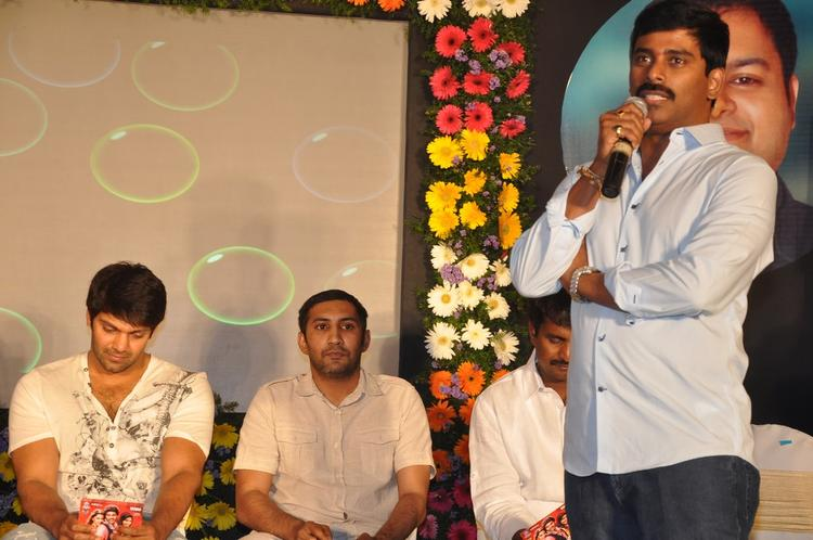 Suresh Speaks Out Photo Clicked At Crazy Audio Launch Function