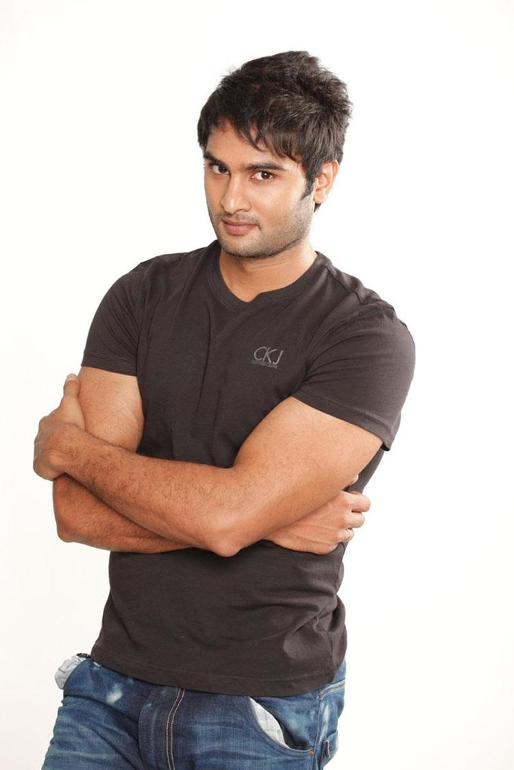 Sudheer Babu Cute Expression Photo Still